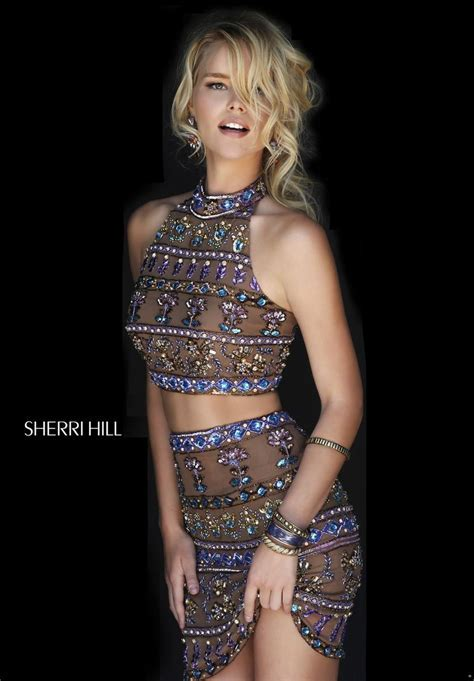 Sherri Hill 32278 Sherri Hill Fall Homecoming Prom