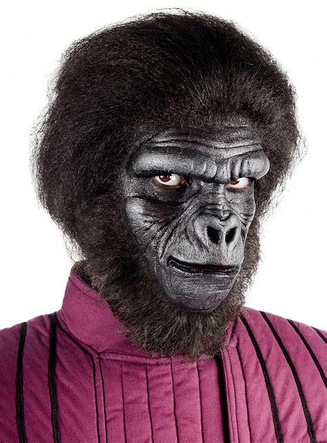 horror fx gorilla foam latex mask maskworldcom
