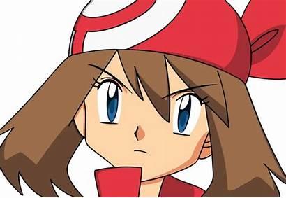 Haruka Aura Deviantart Pokemon Anime Angry Oras