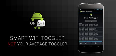 r android how to turn your android device s wifi on based on