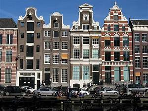Häuser In Holland : wie hei t der baustil der holl ndischen h user an den grachten architektur niederlande ~ Watch28wear.com Haus und Dekorationen