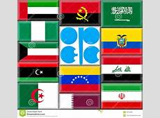 OPEC Countries editorial stock image Image of cartel