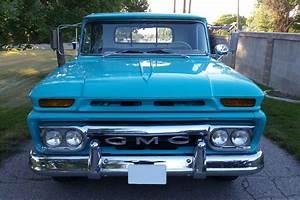 1965 Gmc Camper Custom Pickup