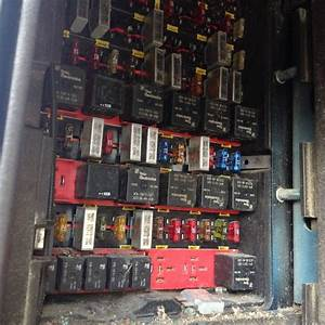 93675 Fuse Box Kenworth W900