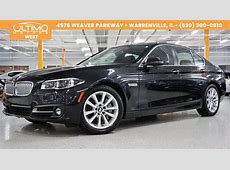 PreOwned 2015 BMW 5 Series 550i xDrive Sedan in