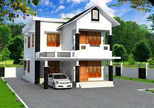 1700, Square, Feet, 3, Bedroom, Double, Floor, Contemporary, Home