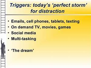 Triggers slides for EI de Kristen Rayder