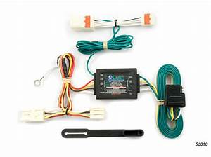 Mazda Mpv 2000-2006 Wiring Kit Harness - Curt Mfg  56010