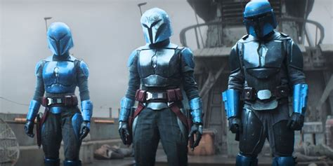 Who Plays The New Mandalorians In Season 2, Episode 3