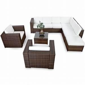 Gartenmöbel Set 8 Personen : lounge gartenm bel set g nstig gartenm bel lounge set kaufen ~ Michelbontemps.com Haus und Dekorationen