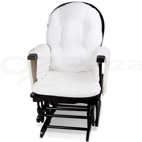 glider baby breast feeding sliding rocking chair with