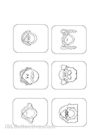 images   family worksheet printable