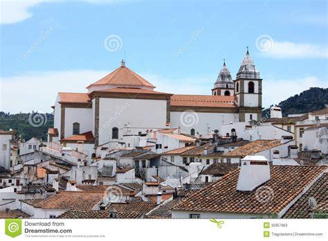 Castelo De Vide Alentejo Portugal Stock Photos Image