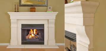 Precast Concrete Fireplace Surround by Cast Stone Mantels Roselawnlutheran
