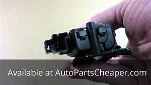 Ford Escape Rear Lift    Tailgate Latch Assembly Actuator New Oem - Autopartscheaper Com
