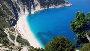 Kefalonia Mythos Beach Photo from Myrtos in Kefalonia