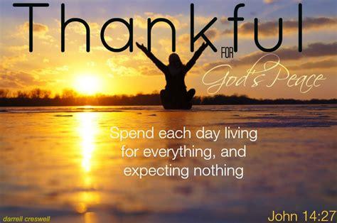 carpe diem thankful gods peace inspirational bible