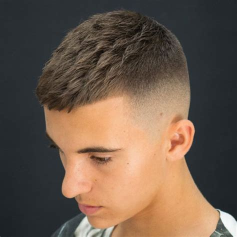 Teen Boy Haircuts   Hairstyles for Teenage Guys   Men's