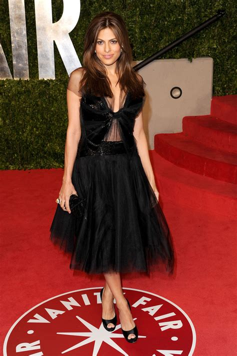 eva mendes  black dress eva mendes dresses