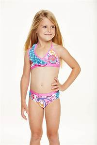 Sweet Lola Floral Ruffle Bikini & Sarong Set (Toddler