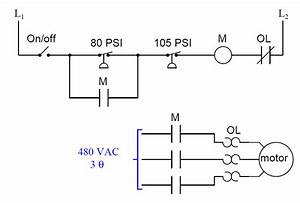 Draw A Ladder Logic Circuit For The Electric Motor Of An