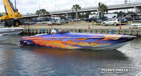 Fast Baja Boats by Baja 40 Outlaw 2005 For Sale For 109 000 Boats From Usa
