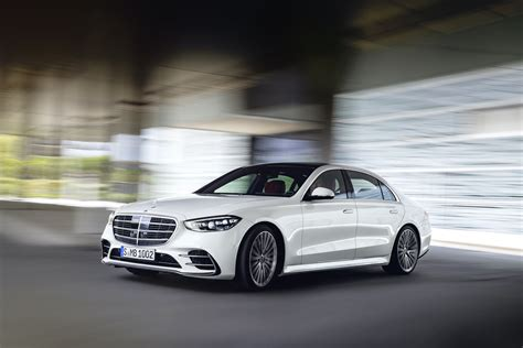 Reserve yours today learn more. Preview: 2021 Mercedes-Benz S-Class sedan hurtles into the future of driver assistance