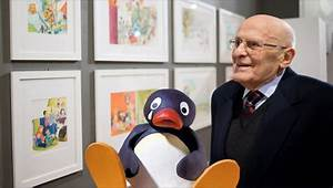 """Tony Wolf, the creator of """"Pingu"""" or the noot noot, died"""