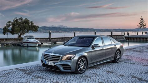 2018 Mercedesbenz Sclass First Drive The First Name In