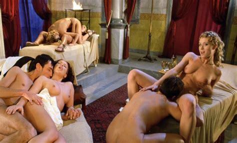 ancient roman orgy caligula scenes