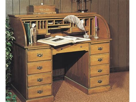 indoor furniture plans roll top desk plan