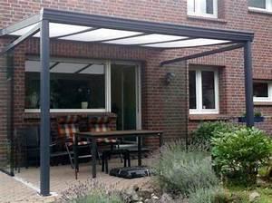 Terrassendach alu anthrazit mit vsg glas 8mm for Vsg terrassenüberdachung