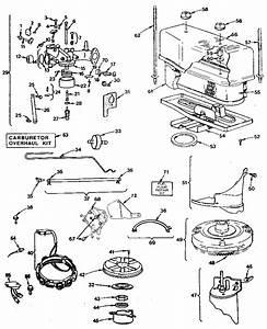 Carburetor Diagram  U0026 Parts List For Model 281707020101