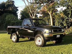 1994 Toyota Pickup   4x4   V6 Engine   5