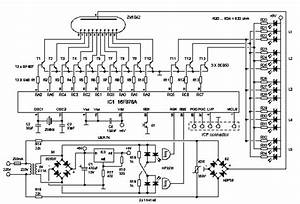 geert39s clock With nixie clock circuit
