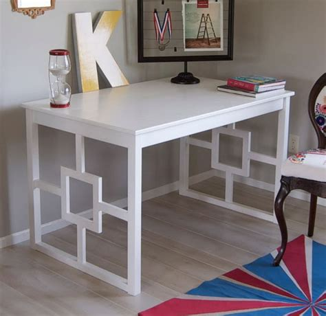 ikea modern dining table 20 cool and budget ikea desk hacks hative