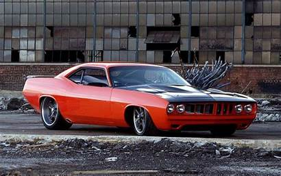Muscle Cars Wallpapers American Plymouth Widescreen