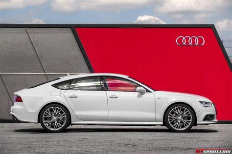 Audi A7 by 2015 Audi A7 Sportback Facelift Review Gtspirit