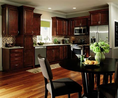 shaker style kitchen aristokraft cabinetry