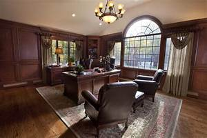 Home Office - Traditional - Home Office - new york - by