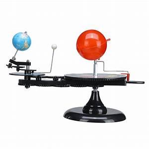 Solar System Orbit Sun Earth Moon Orbital Planetarium