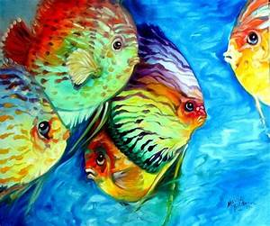 A R T ~ Uηdєяwatєя ♒ ᙡoяℓd on Pinterest | Tropical Fish ...