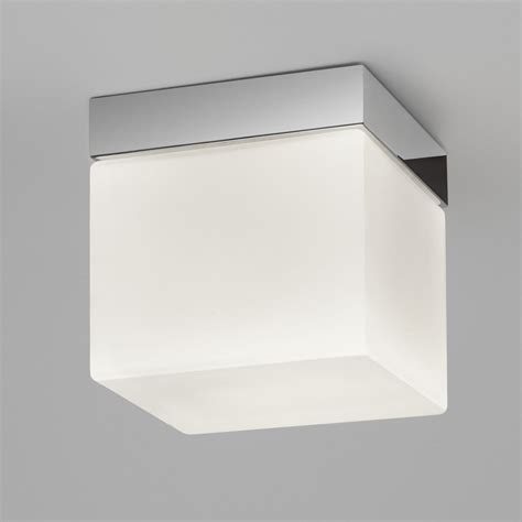 astro sabina square 175 bathroom ceiling light fitting