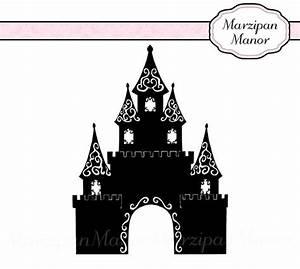 Magic Kingdom Silhouette Clipart - Clipart Suggest