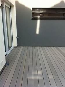 Terrasse Wpc Grau : wpc grau bs holzdesign ~ Markanthonyermac.com Haus und Dekorationen