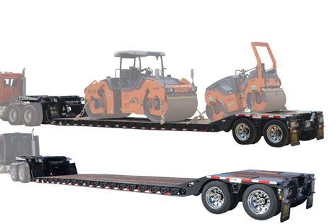 landoll 835 paver special trailer eastern wrecker sales inc