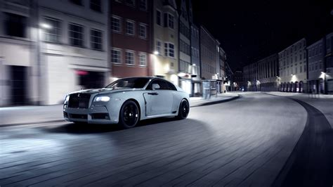 Rolls Royce Wraith Wallpapers by Wallpaper Spofec Rolls Royce Wraith Overdose Silver