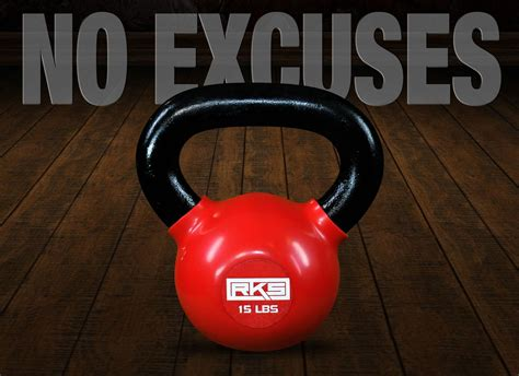 excuses kettlebell results training kettlebells workout half double