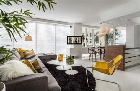 bel appartement de vacances au design interieur moderne