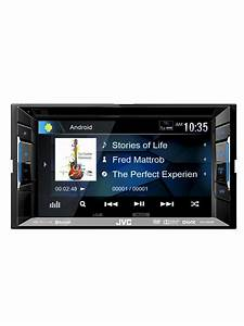 Jvc Kw-v220bt  Dvd  Usb With Bluetooth